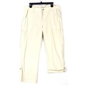 Sanctuary Explorer Patch Pocket Crop pants 9519